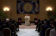 04/11/2019 –El Papa Francisco recibió esta mañana a los participantes en la Convención de la Federación Internacional de Universidades Católicas que se está…