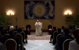 04/11/2019 –El Papa Francisco recibió esta mañana a los participantes en la Convención de la Federación Internacional de Universidades Católicas…