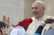 28/11/2019 –El Papa acudirá a la sede de la Ciudadela de la Caridad el viernes 29 de noviembre con motivo del 40º aniversario…