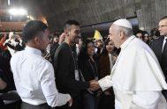 25/11/2019 – El Papa Francisco también dedicó un espacio para encontrarse con los jóvenes en Japón. El encuentro fue en el mediodia del…