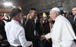 25/11/2019 – El Papa Francisco también dedicó un espacio para encontrarse con los jóvenes en Japón. El encuentro fue en…
