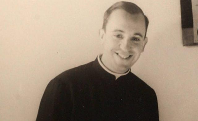 Padre Jorge Mario Bergoglio