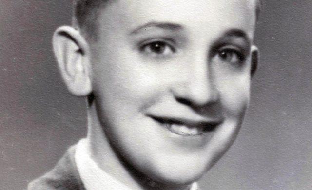 Jorge Mario Bergoglio de niño