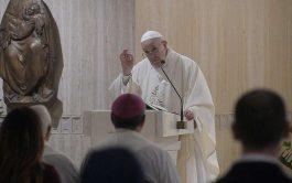 20/01/2020 –En su homilía de la Misa celebrada en la Casa Santa Marta de este 20 de enero, el Papa…