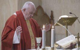 21/10/2020 –En su homilía de la Misa celebrada en la Casa Santa Marta de este 21 de enero, el Papa…