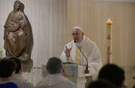 10/01/2020 – Compartimos la homilía del Papa Francisco de la misa celebrada en el día de hoy en la casa Santa Marta. Allí,…