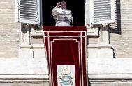 12/01/2019 – En laSolemnidad del Bautismo del Señor y día con el que se cierra el tiempo de la Navidad, el Papa Francisco…
