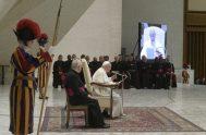 29/01/2020 -En el último miércoles de enero el Papa Francisco comenzó un nuevo ciclo de catequesis sobre las Bienaventuranzas. En este día ofreció…