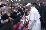 03/01/2020 – En el día de hoy, el Papa Francisco dio a conocer su mensaje para la XXVIII Jornada Mundial del enfermo que…
