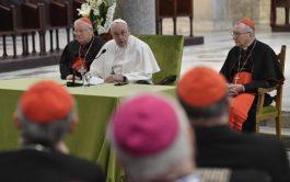 23/02/2020 –El Papa Francisco se reunió con 58 obispos del Mediterráneo en la ciudad italiana de Bari para clausurar el…