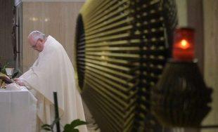 14/02/2020 – En la homilía de la Misa celebrada por el Papa Francisco en Casa Santa Marta…