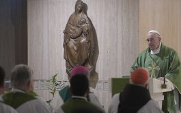 18/02/2020 –En su homilía de la Misa celebrada en la Casa Santa Marta de este 18 de febrero, el…