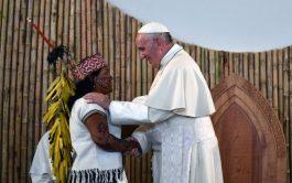12/02/2020 – Se publicó hoy laExhortación post-sinodal sobre la Amazonia. El documento traza nuevos caminos de evangelización y cuidado del…