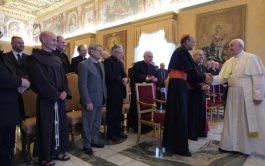 21/02/2020 –El Papa Francisco recibió a los participantes en la Sesión plenaria del Pontificio Consejo de los Textos Legislativos. En…