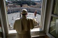 27/03/2020 – Hoy viernes27 de marzo, a las 14 horas de Argentina, el Papa Francisco dará ala bendición Urbi et Orbi –a la…