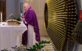 18/03/2020 –Este 18 de marzo, en la Misa en Santa Marta, el Santo Padre elevó una oración especial por los…