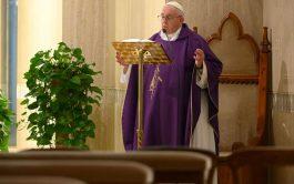 31/03/2020 –Este 31 de marzo, en la Misa en Santa Marta, el Santo Padre dirigió su pensamiento a todos aquellos…