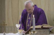27/03/2020 –El Papa Francisco reconoció que a pesar de la dramática situación provocada por el coronavirus, hay mucha gente que se está preocupando…