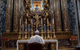 18/03/2020 –El Papa Francisco reveló en una entrevista que rezó para que el Señor detenga la pandemia del coronavirus COVID19…