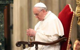 """18/03/2020 – Si bien el Vaticano canceló el evento """"24 horas por el Señor"""", la celebración penitencial que, con el…"""