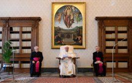 01/04/2020 –El Papa Francisco señaló durante la Audiencia General celebrada este miércoles 1 de abril en la Biblioteca del Palacio…