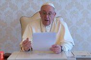 19/05/2020 –El Papa Francisco dirigió un video mensaje a los jóvenes de Cracovia, la arquidiócesis polaca que dirigió San Juan Pablo II antes…