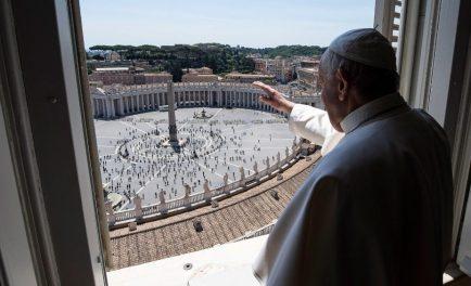 26/05/2020 –Tal como informa un comunicado la Oficina de Prensa de la Santa Sede, con motivo de la solemnidad de Pentecostés del próximo domingo 31 de mayo, el Papa Francisco celebrará la…
