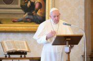 10/05/2020 –El Papa dio inicio a su alocución previa al rezo mariano del Regina Coeli, recordando el Evangelio de hoy, que narra el…