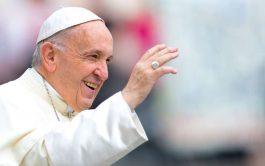"""21/05/020 –El Papa Francisco hizo un llamado a difundir el Evangelio """"con ardor"""", recordando que la misión está inspirada por…"""