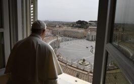 """17/05/2020 – El Papa Francisco alentó a recordar que """"la vida es una misión para anunciar las maravillas que el…"""
