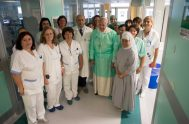 12/05/2020 –El Papa Francisco firmó este 12 de mayo un mensaje por el día internacional de la enfermería, con ocasión del año internacional…
