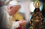 11/06/2020 –Otra llamada telefónica del papa Francisco a Brasil. Esta vez fue al Arzobispo de Aparecida , Monseñor Orlando Brandes, quien, en el…