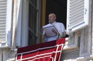 """21/06/2020 –""""¡No tengan miedo!"""", pidió el Papa Francisco este Domingo 21 de junio en el rezo del Ángelus al citar las palabras de…"""