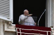 14/06/2020 –En este domingo de la Solemnidad del Cuerpo y la Sangre de Cristo, el Papa Francisco, después de celebrar la misa en…