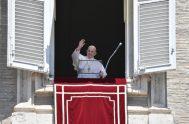 """19/07/2020 –El Papa Francisco advirtió que la intención del diablo es """"obstaculizar la obra de salvación"""" de Dios, y pidió no precipitarse ante…"""