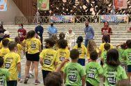21/07/2020 –El Papa Francisco se reunió con niños y jóvenes que participan en el curso de verano que se está llevando a cabo…