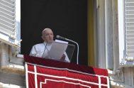 05/07/2020 –Al finalizar el rezo del Ángelus de este Domingo 5 de julio, el Papa Francisco animó a las autoridades de todo el…