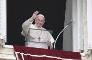 31/08/2020 –El Papa Francisco, en la alocución previa al rezo mariano del Ángelus, se refirió al pasaje evangélico de Mt 16, 21-27, que…