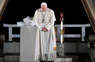 06-08-2020 – En el 75º aniversario de la explosión en Hiroshima de la primera bomba atómica, el Papa Francisco envió un mensaje al…