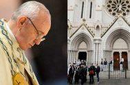 30/10/2020 –El Papa Francisco ha condenado el brutal ataque perpetrado en una iglesia de Niza en el que al menos tres personas han…