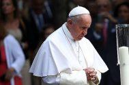 19/10/2020 –El Director de la Oficina de Prensa de la Santa Sede, Matteo Bruni, ha comunicado la presencia del Santo Padre Francisco en…