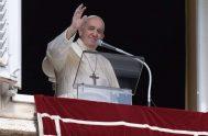 """09/11/2020 –El Papa Francisco invitó a no olvidar que la meta de nuestra vida es """"la cita definitiva con Dios"""" por lo que…"""