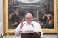 04/01/2021 –El tres de enero del nuevo año 2021 y II domingo después de Navidad, el Papa Francisco rezó la oración mariana del…