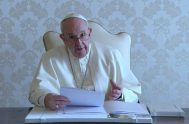 """20/01/2021 –El Papa Francisco animó a Obispos y sacerdotes en Venezuela a """"seguir adelante, trabajando con gozo y decisión en su labor pastoral""""…"""