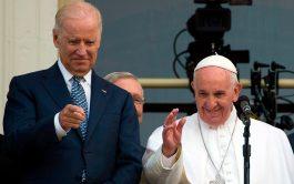 21/01/2021 –El Papa Francisco saludó a Joe Biden luego que este asumiera como nuevo presidente de Estados Unidos, el segundo…