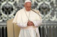22/1/2021 –El Papa Francisco manifestó su dolor por las víctimas del atentado suicida cometido en las últimas horas en la céntrica plaza de…