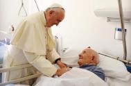 13/01/2020 –El Papa Francisco ha dado a conocer su mensaje con motivo de la 29° Jornada Mundial del Enfermo que se celebrará el…