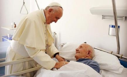 13/01/2020 –El Papa Francisco ha dado a conocer su mensaje con motivo de la 29° Jornada Mundial del Enfermo que se celebrará el próximo11 de febrero, memoria de la Bienaventurada Virgen María…