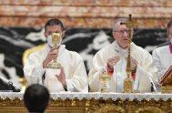 01/01/2021 – En el día de hoy,1 de enero de 2021, con ocasión de la solemnidad de Santa María Madre de Dios y…