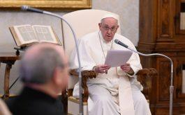 03/03/2021 – Como cada semana el Papa Francisco realizó esta mañana su tradicional catequesis, en la que propuso contemplar cómo,…